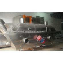 Secador vibratorio de alta calidad de la cama de la vibración de Zlg para la sal