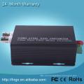 Fiber Optic equipment 2 channel digital video converter cctv to ip converter