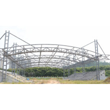 Pipe Truss Structure for basketball center
