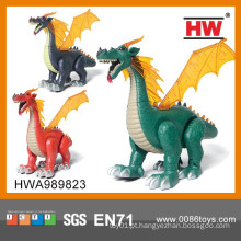 Novo Design Plástico Infrared B / O Flying dinossauro Brinquedos