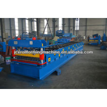 light industrial IBR roof | aluminum roof roll forming machine