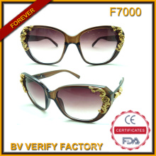 F7000 Fashionable Sunglasses with Flower for Women