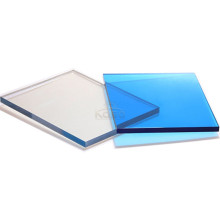 Clear Plastic Solid Uv Resistant Polycarbonate Roofing Sheet