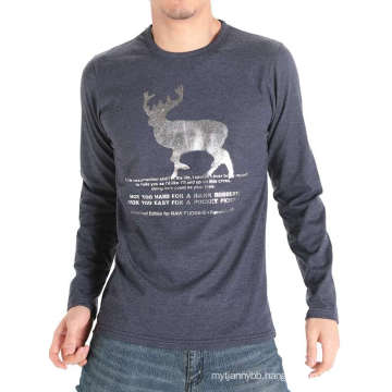 Manufacture in China Factory Printing Fashion Cotton Men Tshirt