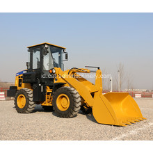 Wheel Loader Mini 1,6 ton Cat dijual