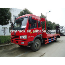 FAW 10 ton flatbed truck