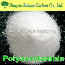 Cationic Polyacrylamide CPAM for water treatment