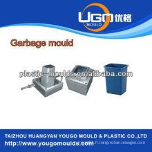 Industrie plaques poubelles poubelles moules à déchets