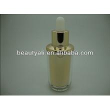 Botella de la botella de la botella de aceite esencial de los esmaltes de la loción de 40ml para el cosmético