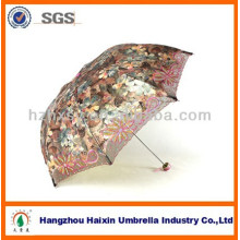Ladies Elegant Umbrella in Chinese Embroidery Style