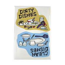 Clean Dishes/dirty Dishes Magnet Rectangle Magnet