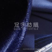 Veludo de tecido aveludado supermacio para têxteis domésticos