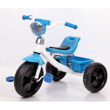 Baby Driewieler Met Push Bar