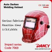 Waterproof Headgear Animal Welding Helmet Protective Mask Helmet7069