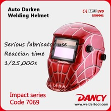 MMA Welding Auto Darkening Hot Sell Filter Welding Mask code.7069