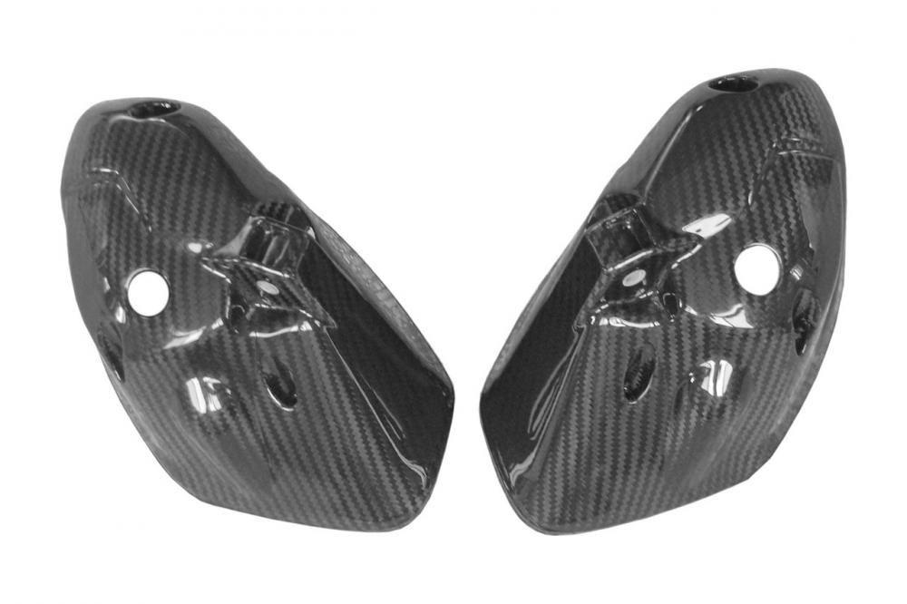 Well-made carbon fiber motorcycle part