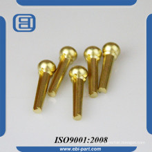 Brass Bridge Pins for Acoustic Guitars Manufacturer