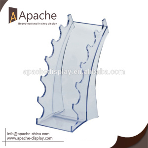 Top quality plastic display stand/pen display stand for wholesale