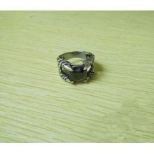 La nueva manera del acero inoxidable de la alta calidad del diseño 2013 suena la joyería de los anillos para los hombres