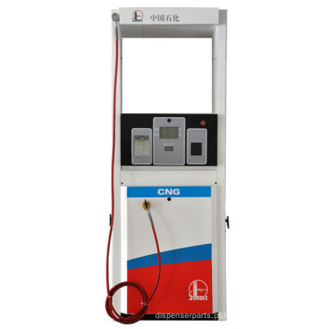 China marca famosa segura e avançada CNG dispensador
