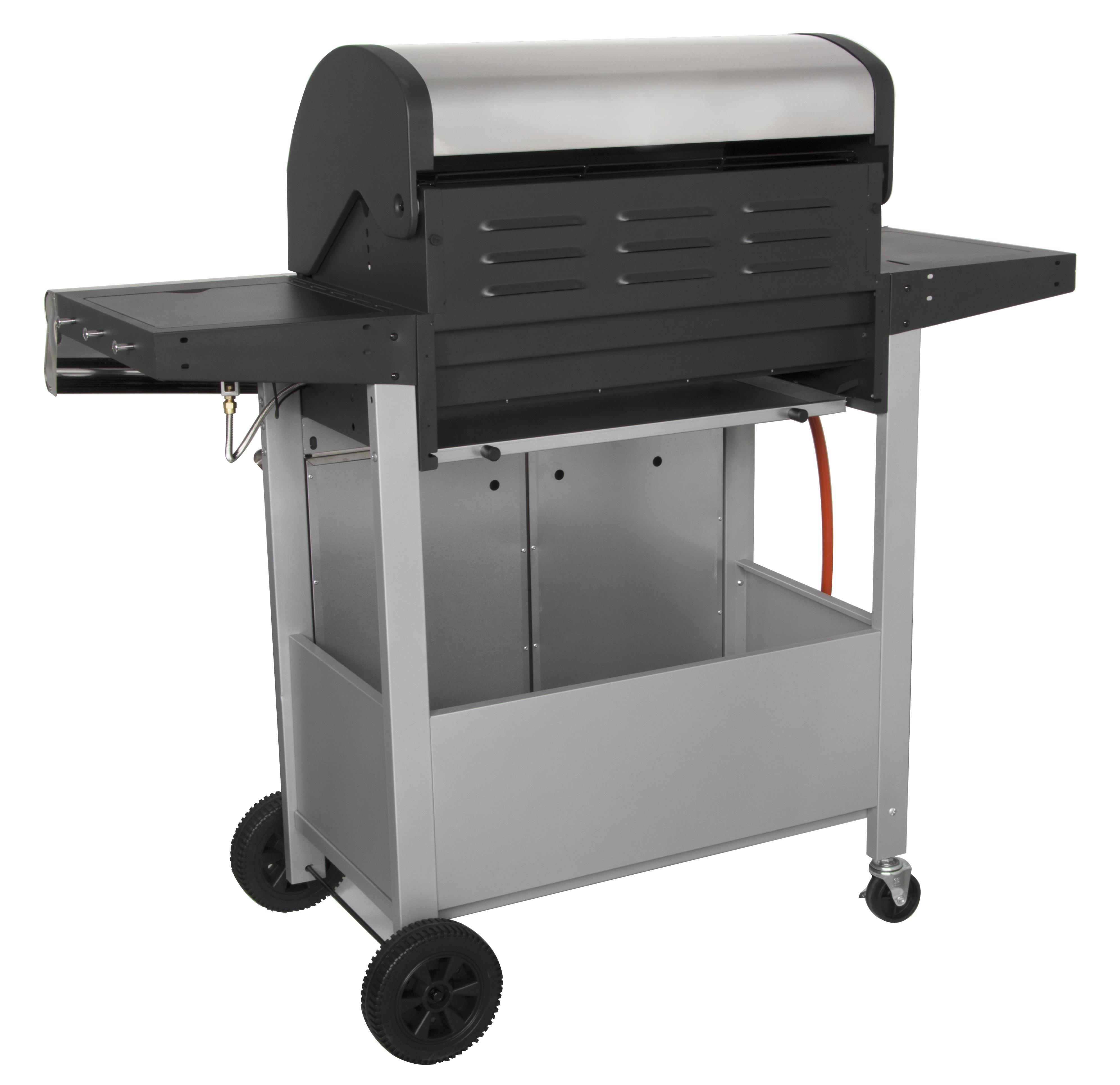 4 Burners Gas Barbecue