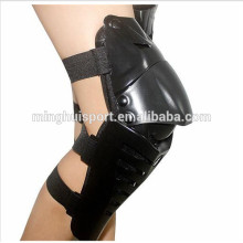 MH High quality Nylon elastic mesh guards skiing knee protector autoracing knee support