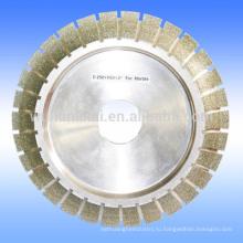 гальванизировать электроинструмент абразивный sharpending коврик меля каменное колесо