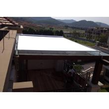 White durable roof stitchbond fabric