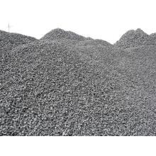 Coque metalúrgico para fundición de acero