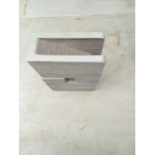 Laminated Wood Stepped Blocks for Transformer