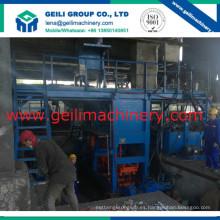 Máquina CCM todo en uno para la fabricación de billetes de acero