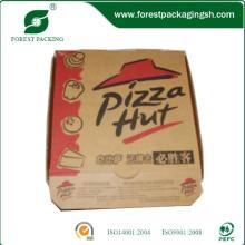China Custom Günstige Pizza Box zum Verkauf