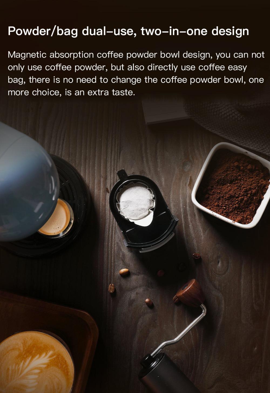 Scishare Espresso Coffee Machine