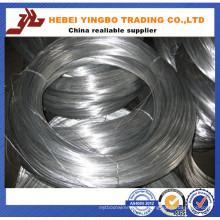 Electro / fil de fer galvanisé par immersion à chaud de bas prix / fer noir Wrie