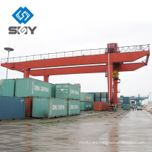 Dock use gantry crane, Loading And Unloading 50 Ton container crane