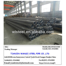 api 5CT H40/K55 carbon steel pipe welding