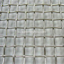 Galvanis atau SS Crimped Wire Screen