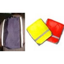 High Visibility Bag, Hi Vis Drawstring Bag, Reflective Drawstring Bag