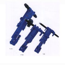 Y series pneumatic jack hammer drill rig