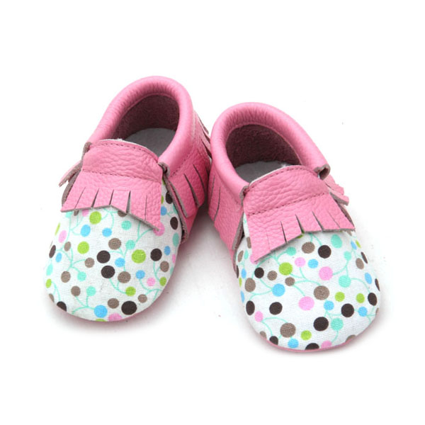 Soft Baby Moccasins Shoes