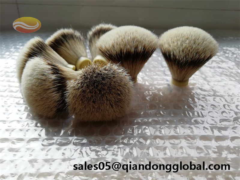 Silvertip Badger Shaving Brush Knot for Sale