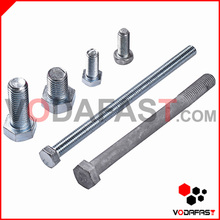 Hexagon Head Bolt Hex Bolt Hexagonal Bolt