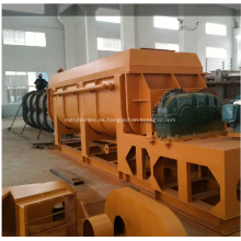 Textile Dyeing Sludge Paddle Dryer