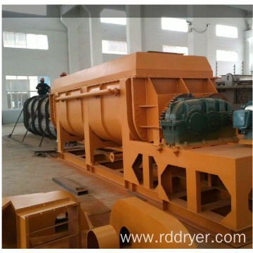 Industrial Hollow-blade Sludge Drying Machine