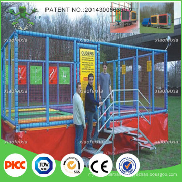 Factory Price Indoor Trampoline Park Equipment with 5 Years Warranty