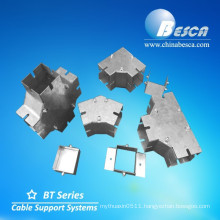 Manufacturer of Electrical galvanized Wireway / Cable Trunking Duct / Cable Trough Systems - UL,cUL,CE,ISO,IEC