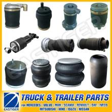 Más de 600 piezas de camiones para Air Spring