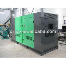 Fabricant de générateur silencieux de puissance diesel 60Hz en Chine