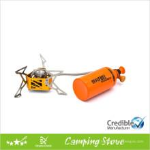 Folding Oil Burner with Fuel Bottle