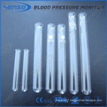 Henso glass test tubes in Rim mouth